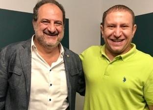 """أحمد عبد الباسط يتعاقد مع خالد الصاوي على بطولة """"شريط 6"""""""