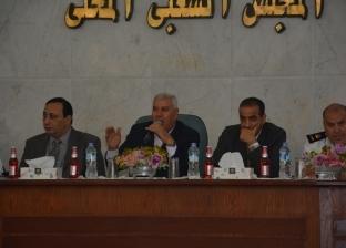 مجلس العمد والمشايخ بمطروح يشيد بجهود محافظ مطروح