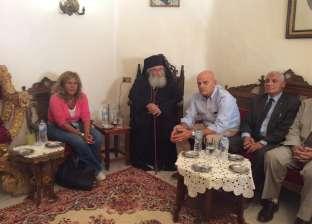 """سكرتير جنوب سيناء: زيارة وفد """"إيني"""" الإيطالية لدير سانت كاترين تاريخية"""