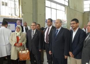 """رئيس جامعة المنيا: علاج الطلاب المصابين بـ""""فيروس سي"""" في سرية"""