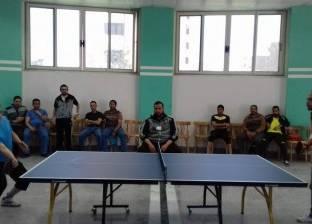 رأس البر تستضيف بطولة الجمهورية للرواد وللرجال والسيدات في تنس الطاولة