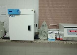 """""""أبوهاشم"""": تزويد معامل مستشفيات جنوب سيناء بأجهزة تحاليل جديدة"""