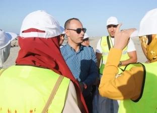 """""""أنت أقوى من المخدرات"""".. حملة داخل المؤسسات الحكومية في كفر الشيخ"""