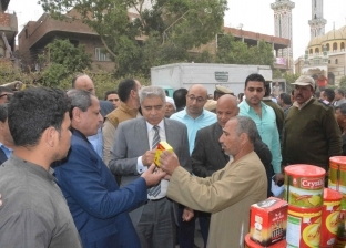 """انتهاء أعمال """"قوافل المواطنة"""" داخل 25 قرية """"أكثر احتياجا"""" في المنيا"""