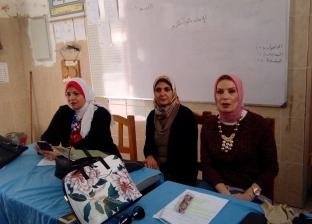 """""""إعلام شرق الإسكندرية"""" يعقد لقاء توعويا حول """"100 مليون صحة"""""""