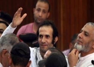 """تأييد إخلاء سبيل هيثم محمدين بتدابير احترازية في """"أحداث المترو"""""""