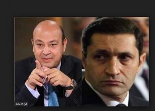 """""""زعلته رد سجون"""".. علاء مبارك يستفز عمرو أديب للمرة الثانية"""