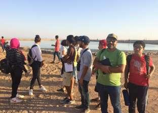 الطيور المهاجرة تصل بحيرات الأكسدة في سيناء.. وخطة لاستغلالها سياحيا