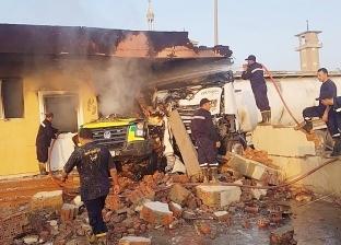 التحريات عن مصرع مقدم شرطة في حادث سير: دهسته سيارة محملة بـ50 طن أسمنت