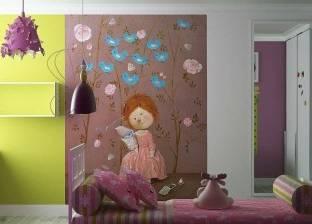 بالصور| كائن غريب يتحرك على جدران غرفة نوم طفلة ويفزع والدتها