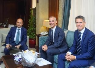 """وزير التجارة يبحث مع ممثلي شركة """"مارس العالمية"""" تعزيز الاستثمارات بمصر"""