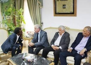 الهيئة العامة لقصور الثقافة تبحث أعمال تطوير قصر شرم الشيخ