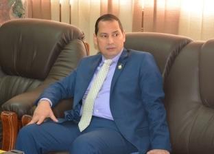 رئيس جامعة بورسعيد: لا نعلم شيئا عن فيديو منع طلاب من دخول المحاضرة