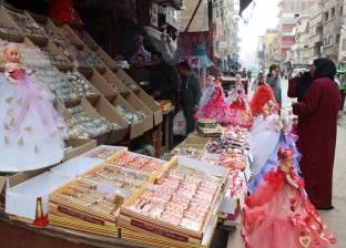 """""""التموين"""": ننسق مع المباحث للتفتيش على منافذ بيع حلوى المولد"""
