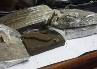 ضبط عاطلين بتهمة ترويج المخدرات في دمياط