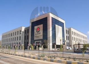 سفير رواندا يزور الجامعة المصرية اليابانية لبحث التعاون