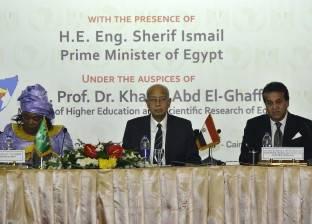 رئيس الوزراء يؤكد أهمية الشراكة بين الدول الأفريقية فى مجالات البحث العلمى