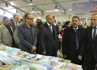رئيس هيئة الكتاب يفتتح معرض زايد الخامس للكتاب