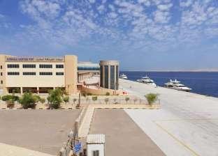 إعادة فتح ميناء الغردقة البحري واستئناف الحركة الملاحية