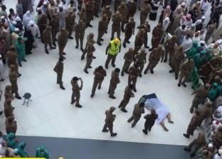 """انتحار وافد قفز من سطح المسجد الحرام لـ""""صحن الطواف"""""""