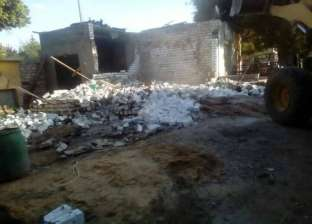 محافظ المنيا: استرداد 220 فدان أملاك دولة بمركز دير مواس