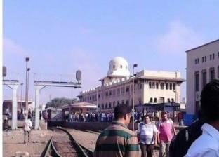 """التأخيرات المتوقعة على خط """"القاهرة / السد العالى """"40 دقيقة"""""""