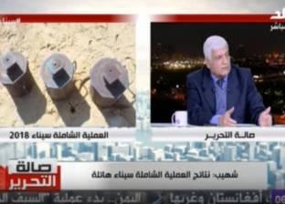 عبد القادر شهيب: السيسي ارتدى الزي العسكري لأنه وسط أبنائه