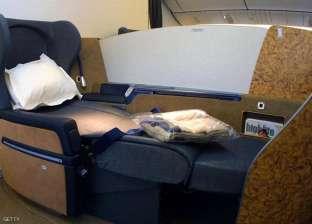 بسبب شهامته.. راكب يحصل على مقعد درجة أولى على الطائرة مجانا