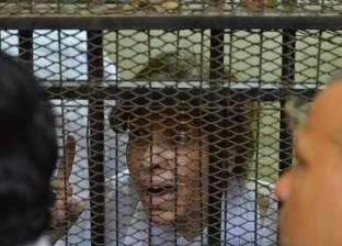 """وصول سعاد الخولي ومتهمي """"رشوة الاسكندرية"""" إلى مقر المحكمة"""