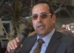 شوشة يصدر تعليمات لرؤساء الأحياء بإزالة السواتر الترابية بالعريش