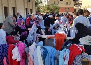 معرض ملابس خيرى: الحتة بـ5 جنيه لـ«رفع الحرج»
