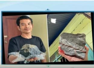 أستاذ علوم طنطا يحكي أسرارا عن نيزك بـ28 مليون سقط على أندونيسي: أرزاق