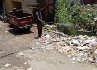 بالصور| الوحدة المحلية تدشن حملة نظافة بمنطقة شط الملح في دمياط