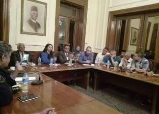 """الأربعاء.. """"الإعلام الحر والموجه"""" ندوة في """"المصري لدراسات السياسات"""""""