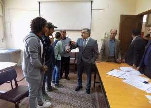 أسماء رؤساء ونواب اتحادات طلاب جامعة الفيوم