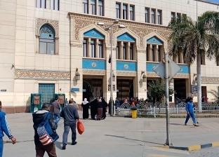 """""""السكة الحديد"""": لا حرائق في محطة مصر.. وما حدث """"دخنة في جرار"""""""