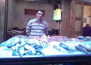 أسعار الأسماك تستقر في أسواق الجملة بداية الأسبوع.. والبلطي بـ29 جنيها