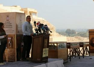 """بعد اكتشاف مقابر """"باسيت"""".. أثري: تظهر احترام المصري القديم لمعبوداته"""