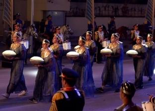 سر ظهور الأطباق البلورية في حفل موكب نقل المومياوات الملكية
