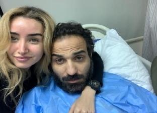 """""""بسبب تشخيص خاطئ"""".. أول تصريح لأحمد فهمي بعد إجرائه جراحة دقيقة"""
