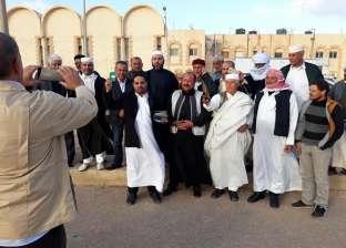 وفد ليبي في مصر لإجراء مصالحات بين الليبيين تمهيدا لعودتهم إلى بلادهم