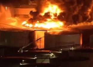 السيطرة على حريق بمخزن بويات في شبرا