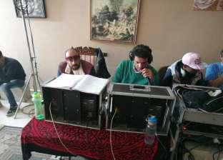 """محمد حمدي يواصل تصوير مسلسل """"السر"""" لعرضه مطلع أكتوبر"""