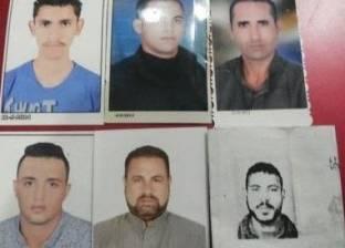 أهالي قرية في كفر الشيخ يقطعون طريقا بعد اختفاء 6 من أبنائهم في ليبيا