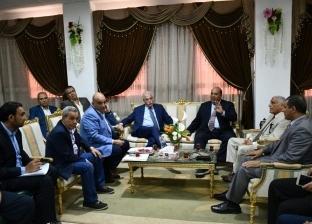 تتخطى 300 مليون جنيه.. مشروعات جديدة للمقاولون العرب بجنوب سيناء