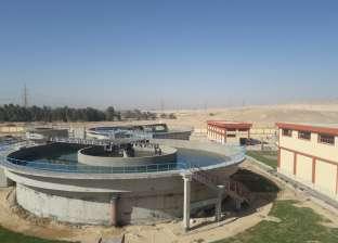 """""""مياه قنا"""" تسلم مواقع شبكات انحدار الصرف للشركة المنفذة في أبو تشت"""