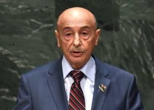 رئيس مجلس النواب الليبي يطالب بدعاوى قضائية ضد مسؤولين سابقين