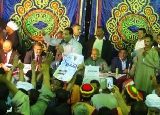 """اللجنة المشرفة على الانتخابات: 60612 صوتا لـ""""في حب مصر"""" في بني سويف"""