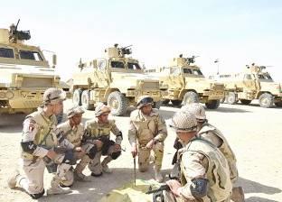 """البيان الحادي عشر لـ""""سيناء 2018"""": مقتل 4 تكفيريين شديدي الخطورة"""