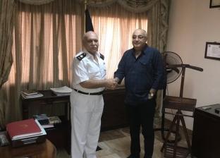 """غدا.. اللواء محمد ذكاء وكيل شرطة النقل والمواصلات ضيف """"الأمن للجميع"""""""